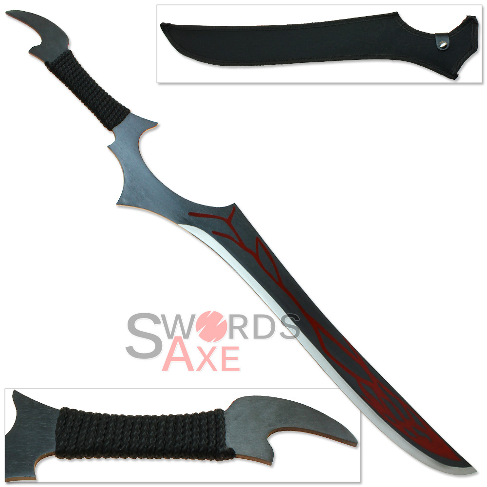 Absolute Duo Anime Sword Julie Sigtuna - Carbon Steel Replica