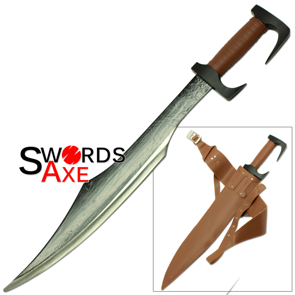 Authentic Spartan Historical Replica Handmade Sword - 300
