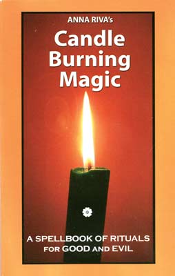 Candle Burning Magic Spellbook