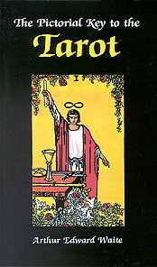 Pictorial Key to/Tarot (rider-