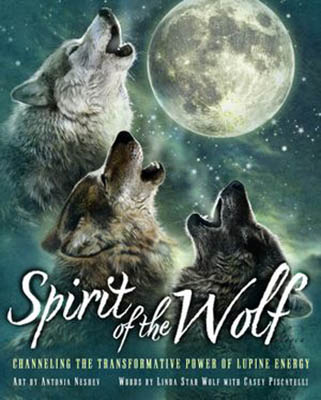 Spirit of the Wolf (hc)