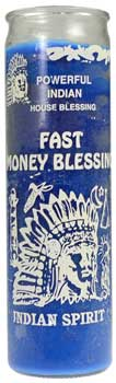 Fast Money Blessing 7 day jar