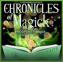 Chronicles of Magick - PROSPERITY MAGICK