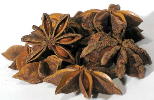 1 Lb Anise Star whole