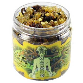 2.4oz Muladhara resin