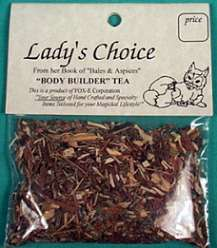 Body Builder tea