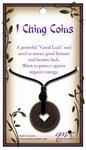 I Ching Coins Pendant for Good Luck