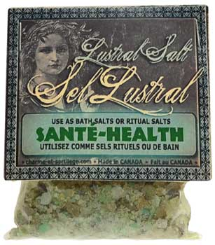 Health bath salts