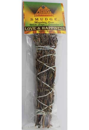 Love & Happiness Smudge 5-6""