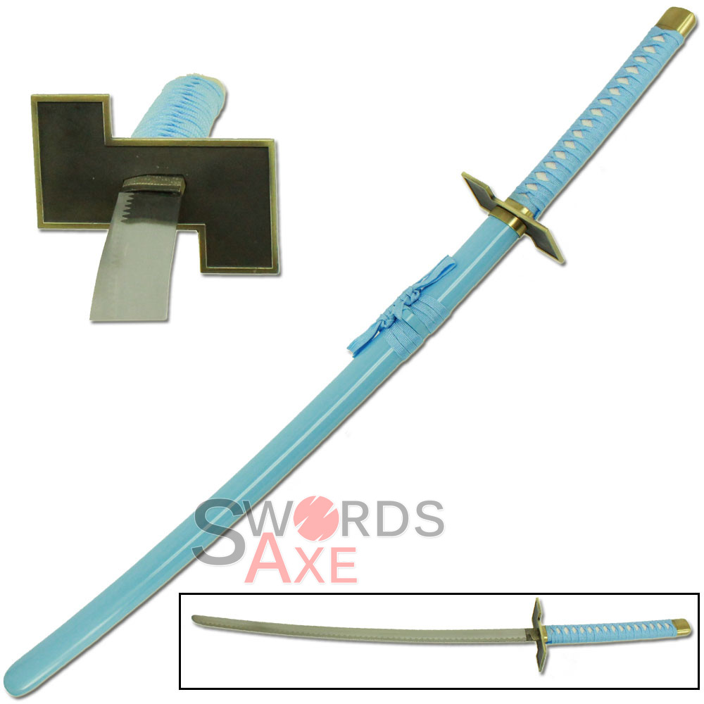 Japanese Anime Grimmjow Jeagerjaques Zanpakuto Sword